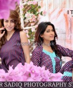 Ittehad Textile Rahat Collection 2014 For Summer 2