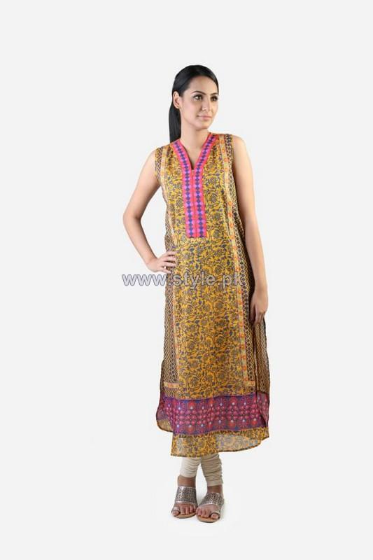 Khaadi Casual Dresses 2014 For Women 5
