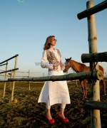 Mona Humayun Summer Dresses 2014 For Girls 1