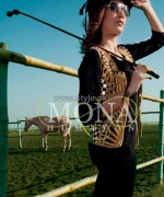 Mona Humayun Summer Dresses 2014 For Girls 2