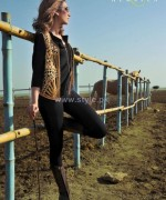 Mona Humayun Summer Dresses 2014 For Women 4
