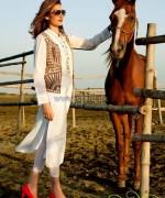 Mona Humayun Summer Dresses 2014 For Women 6