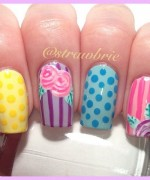 Nail Art Designs For Summer 2014 005