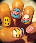 Nail Art Designs For Summer 2014009