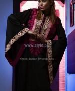 Najia Malik Summer Dresses 2014 For Girls 1