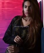 Najia Malik Summer Dresses 2014 For Girls 4