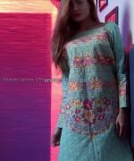 Najia Malik Summer Dresses 2014 For Women 10