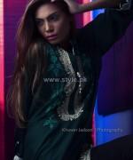 Najia Malik Summer Dresses 2014 For Women 9