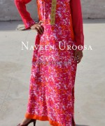 Naveen Uroosa Lawn Dresses 2014 For Summer 4