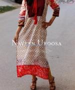 Naveen Uroosa Lawn Dresses 2014 For Women 5