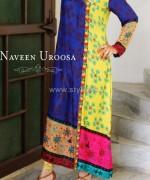 Naveen Uroosa Lawn Dresses 2014 For Women 6