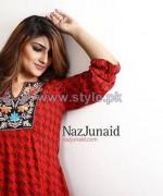 NazJunaid Summer Clothes 2014 For Girls 1