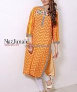 NazJunaid Summer Clothes 2014 For Girls 3