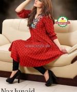NazJunaid Summer Clothes 2014 For Women 5