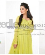 Needle Impressions Party Wear Dresses 2014 For Girls 3