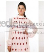 Needle Impressions Party Wear Dresses 2014 For Summer 5