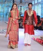 Nomi Ansari Collection At Pantene Bridal Couture Week 2014 007
