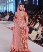 Nomi Ansari Collection At Pantene Bridal Couture Week 2014 008