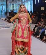 Nomi Ansari Collection At Pantene Bridal Couture Week 2014 009