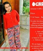 Ochre Clothing Summer Dresses 2014 For Girls 2