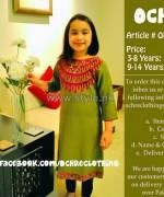 Ochre Clothing Summer Dresses 2014 For Girls 4