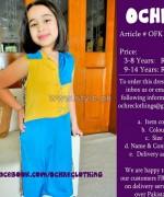 Ochre Clothing Summer Dresses 2014 For Girls 5