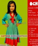 Ochre Clothing Summer Dresses 2014 For Kids 11