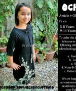 Ochre Clothing Summer Dresses 2014 For Kids 7