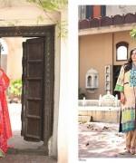 Orient Textiles Summer Dresses 2014 Volume 3009