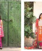 Orient Textiles Summer Dresses 2014 Volume 3015