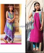 Pareesa Summer Clothes 2014 For Girls 1