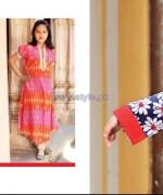 Pareesa Summer Clothes 2014 For Girls 2
