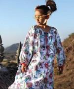 Pareesa Summer Clothes 2014 For Girls 3