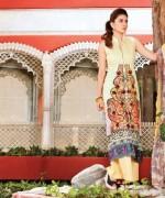 Rashid Textiles Monarca Lawn Dresses 2014 Volume 3 For Women 001