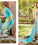 Rashid Textiles Monarca Lawn Dresses 2014 Volume 3 For Women 0010