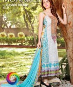 Rashid Textiles Monarca Lawn Dresses 2014 Volume 3 For Women 0011
