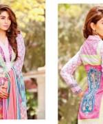 Rashid Textiles Monarca Lawn Dresses 2014 Volume 3 For Women 0012