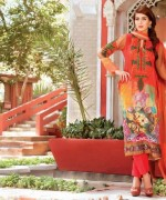 Rashid Textiles Monarca Lawn Dresses 2014 Volume 3 For Women 003