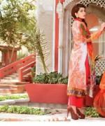 Rashid Textiles Monarca Lawn Dresses 2014 Volume 3 For Women 006
