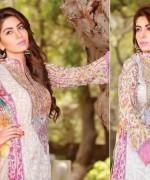 Rashid Textiles Monarca Lawn Dresses 2014 Volume 3 For Women 009