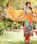 Rashid Textiles Monarca Lawn Dresses 2014 Volume 3 For Women
