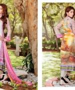 Rashid Textiles Monarca Lawn Dresses 2014 Volume 3 For Women0 005