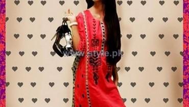 Reemah Beyg Casual Dresses 2014 For Women 6