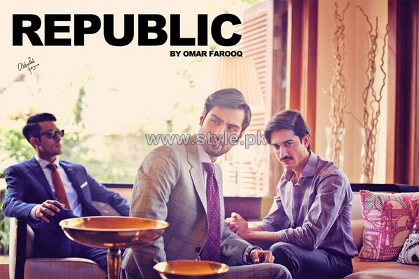 Republic Summer Collection 2014 by Omar Farooq 4