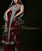 Rizwan Moazzam Bridal Wear Dresses 2014 for Women005