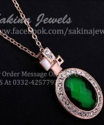 Sakina Jewelery Party Wear Collection 2014 For Women 006