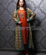 SamreenHaider Semi-Formal Dresses 2014 For Women 4