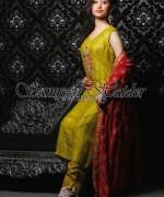 SamreenHaider Semi-Formal Dresses 2014 For Women 6
