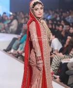 Sana Abbas Collection At Pantene Bridal Couture Week 2014 008