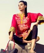 Sana Safinaz Summer Dresses 2014 for Women003